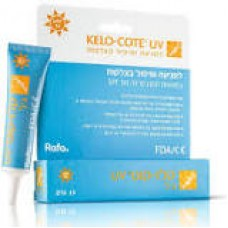 Kelo-Cote UV for prevention and treatment of scars