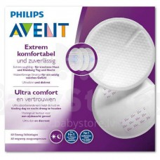 60 breastfeeding pads for daily use - AVENT