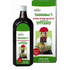 Tannenblut N Syrup with Herbal Extracts 100 ml Hobner